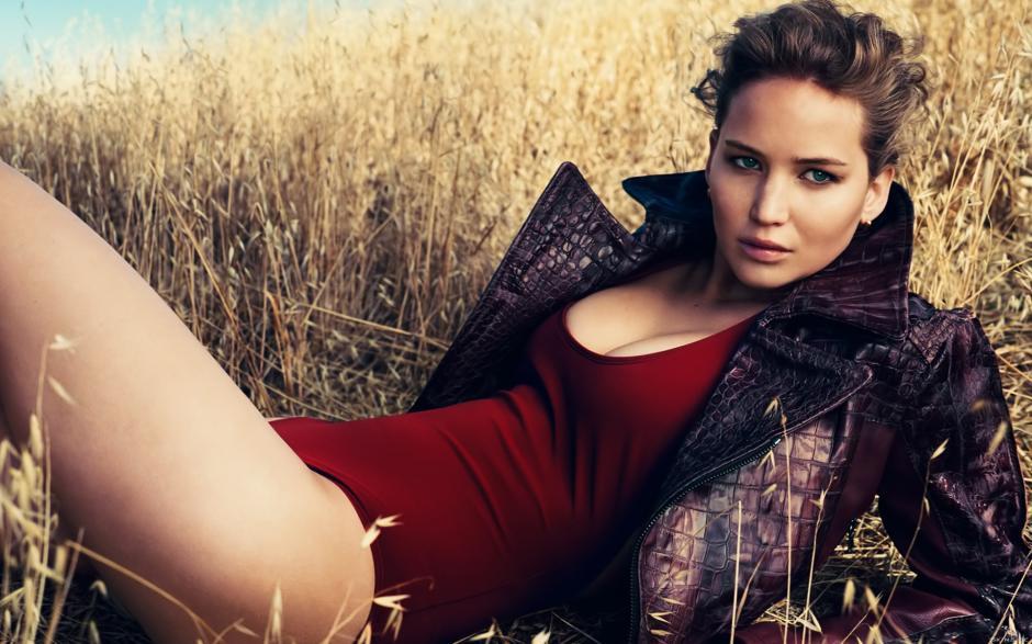 """La actriz de """"Los juegos del hambre"""" mantiene una estricta rutina de ejercicios, debido a su papel. (Foto Yinyanurgente)"""
