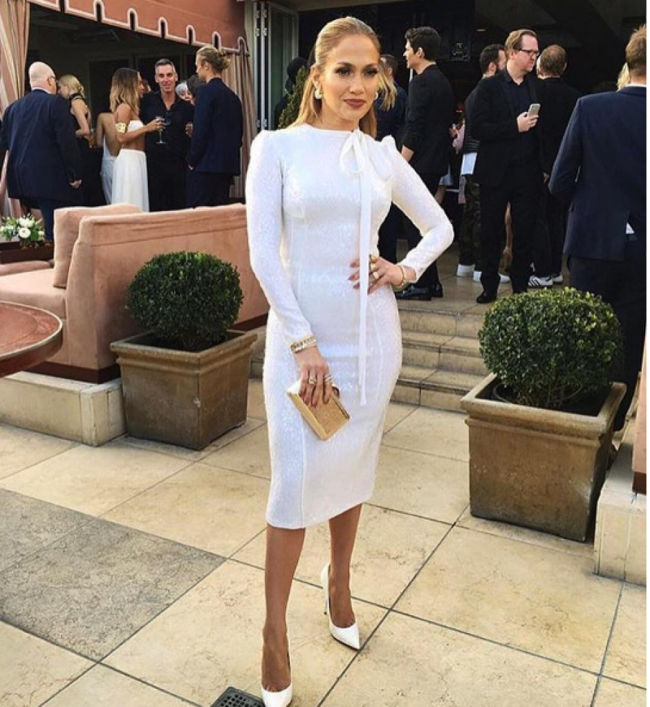 Jennifer López sigue triunfando en Hollywood. (Foto: Jennifer Lopez/Instagram)