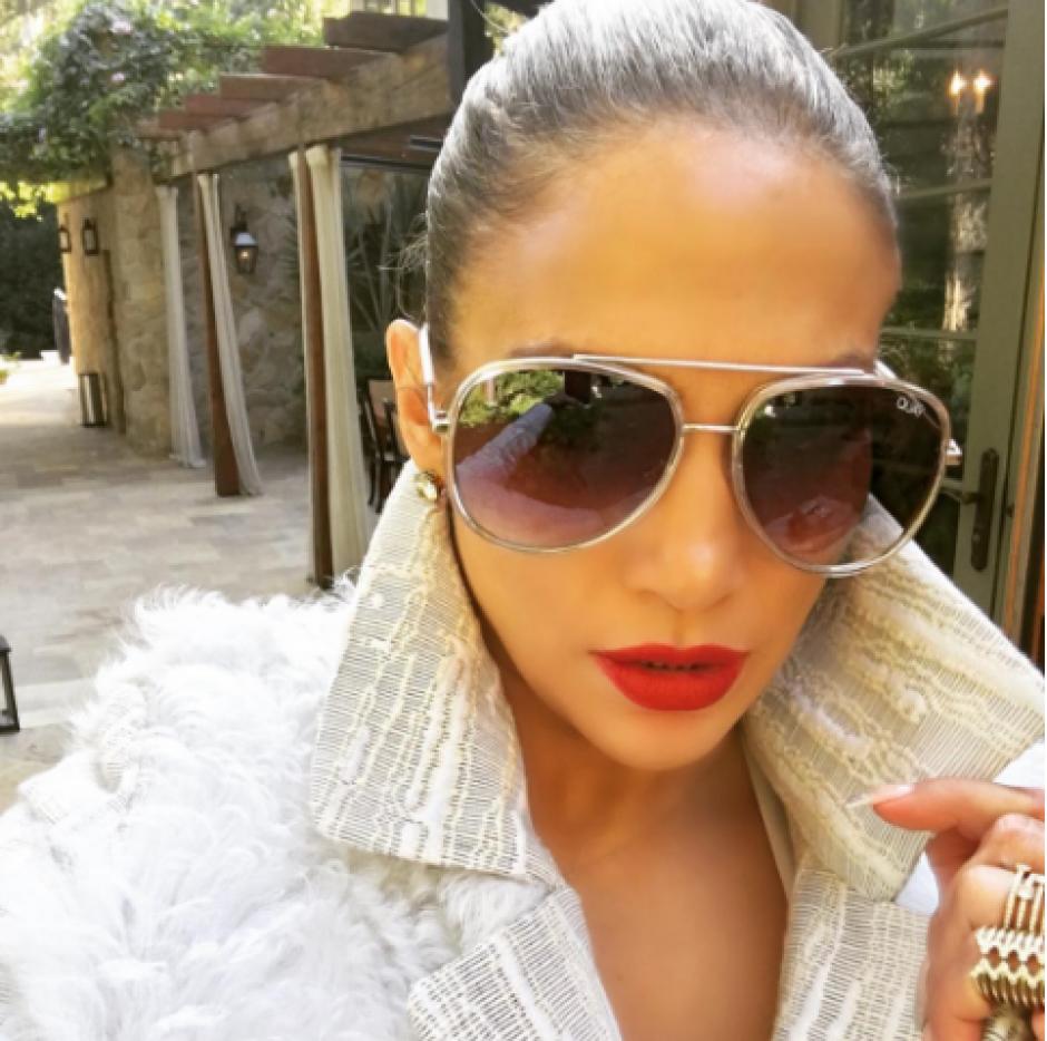 Jennifer López comparte imágenes con sus seguidores en redes sociales. (Foto: Jennifer Lopez/Instagram)