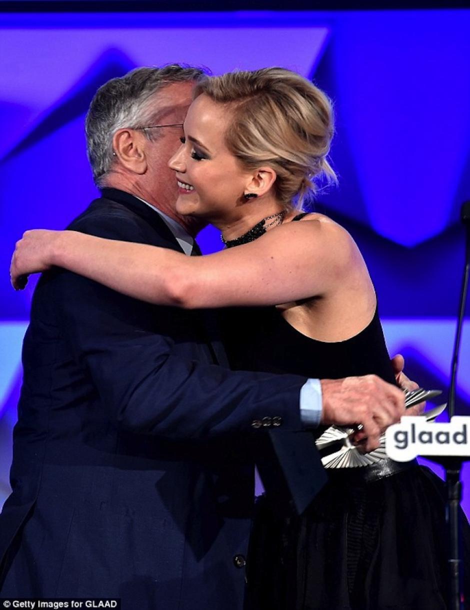 Los dos se aprecian mucho. (Foto: Mail Online)