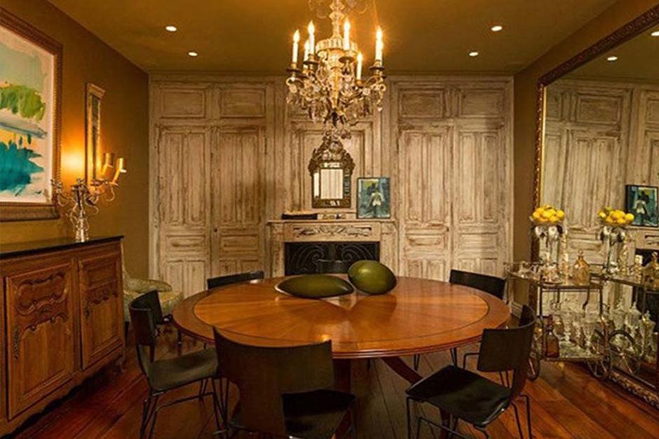 La casa fue construida originalmente en 1940. (Foto: Cosmopolitan)