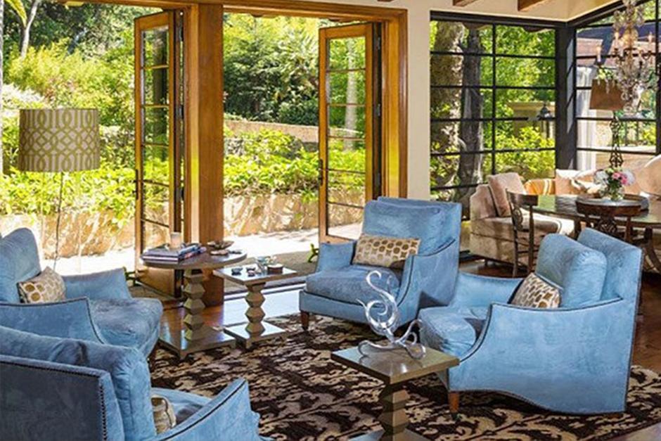 La vivienda perteneció a la actriz Sela Ward. (Foto: Cosmopolitan)