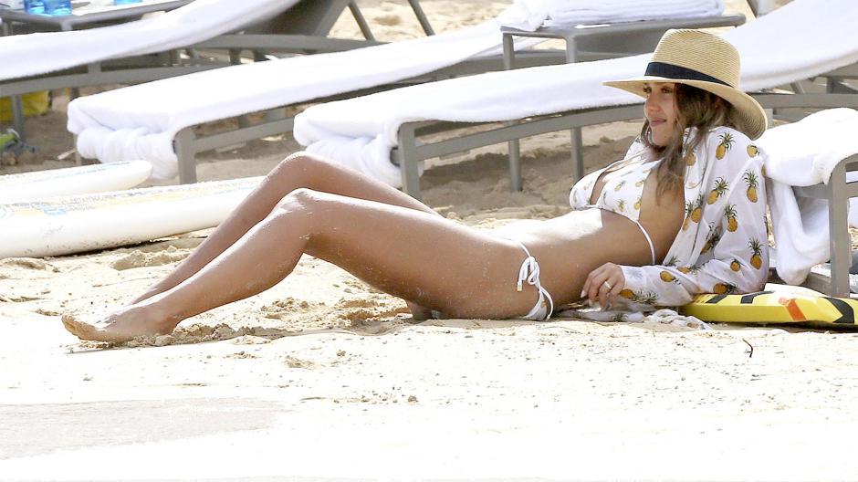 La actriz de 35 años se encuentra disfrutando de unas vacaciones en Hawái. (Foto: telemundo.com)