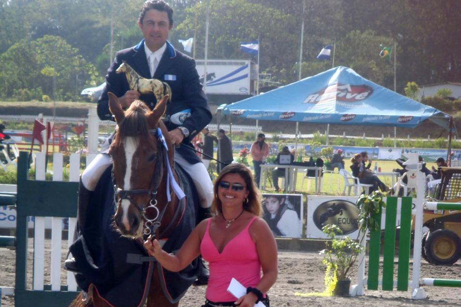 Wilder Rodríguez, Guatemala, ecuestres