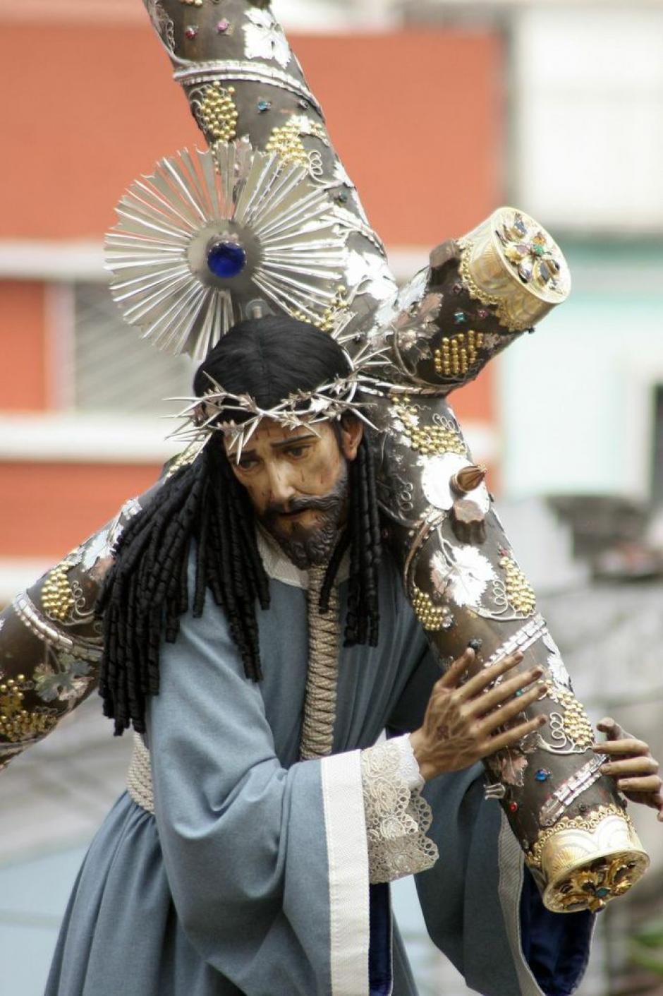 """Jesús de la Reseña es conocido como """"el mero Jesús"""", el patrón jurado de la ciudad. (Foto: Raúl Illescas)."""