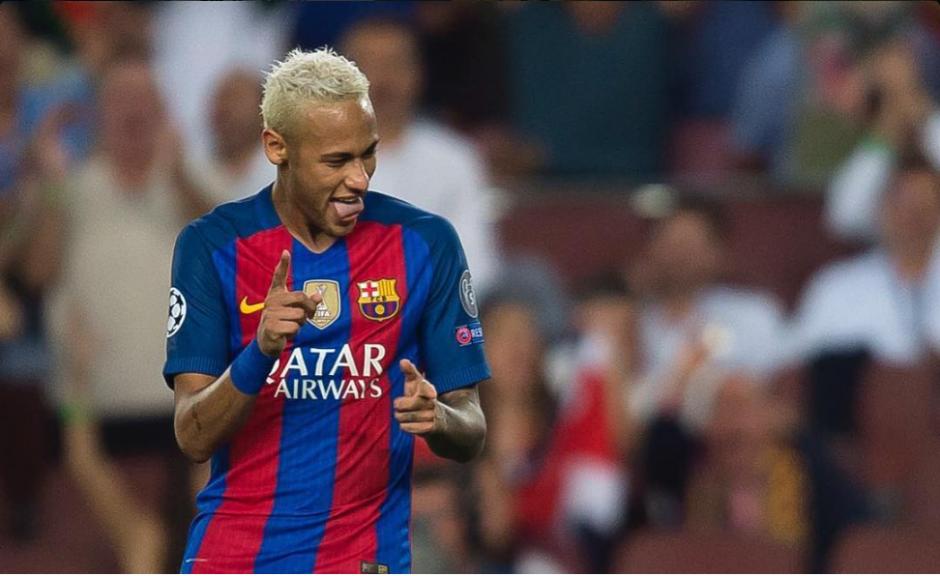 El City también estaba interesado en fichar a Neymar, pero este no se molestó en escuchar la oferta. (Foto: Twitter/@neymarjr)