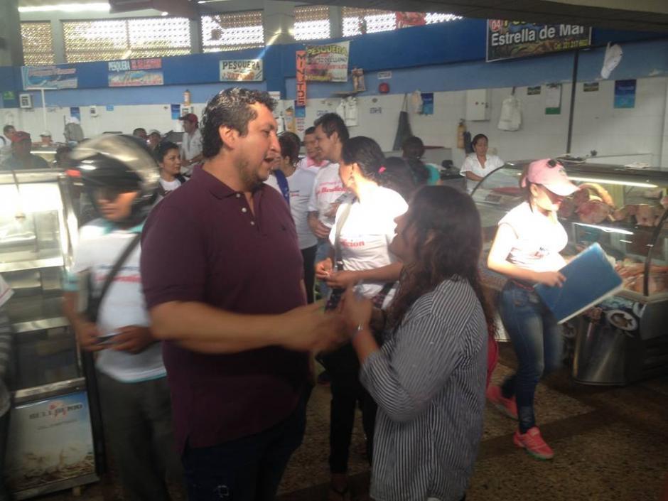 """El alcalde electo, conocido con el alias de """"John Calzones"""" porque comenzó vendiendo ropa interior femenina, permanece en la cárcel La Modelo, de Bogotá. (Foto:www.diariodecasanare.com)"""