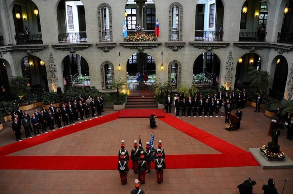 El gobierno de Guatemala nombró Embajador de la Paz a Ma Ying-jeou. (Foto: Alejando Balán/Soy502)