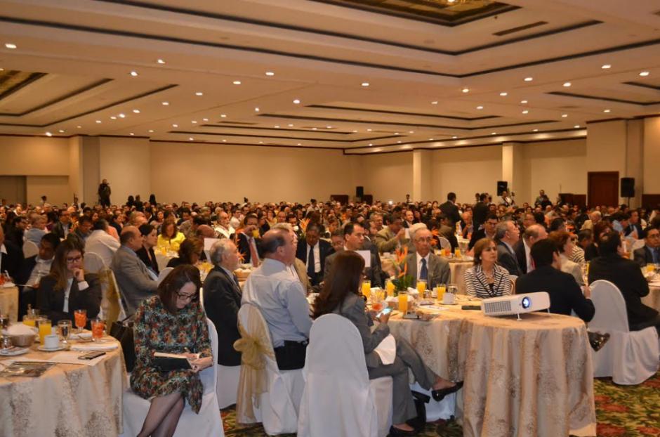 Además los empresarios criticaron las políticas del gobernante en seguridad. (Foto: CCG)