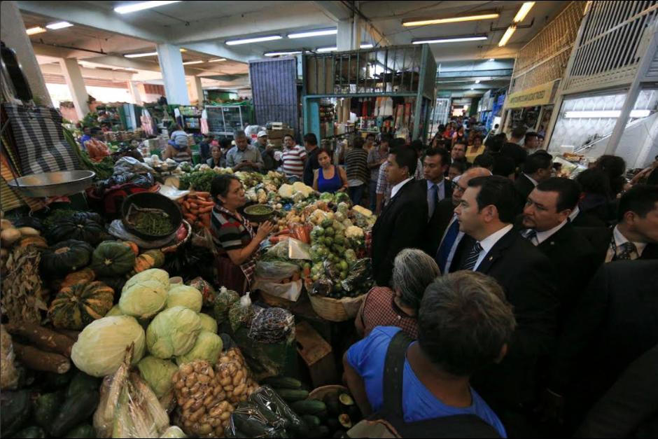 Según el jefe del MAGA, el Presidente Jimmy Morales está enterado de la propuesta. (Foto: Archivo/Soy502)