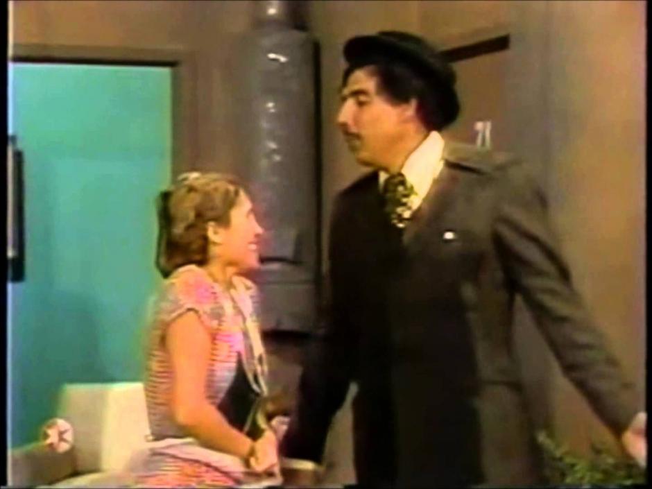 El Profesor Jirafales fue el personaje más conocido de Rubén Aguirre. (Imagen: Captura de YouTube)