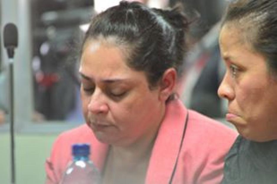 El juzgado envió a prisión preventiva a la togada Jisela Reinoso. (Foto: Jesús Alfonso/Soy502)