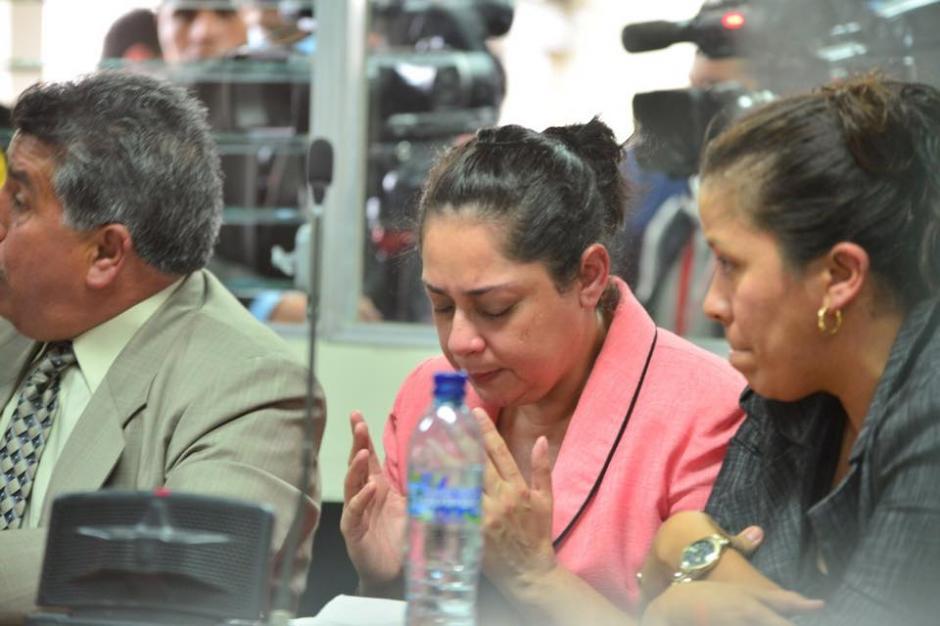 La jueza Jisela Reinoso fue ligada a proceso por lavado de dinero, enriquecimiento ilícito, incumplimiento de deber de presentar declaración jurada patrimonial. (Foto: Jesús Alfonso/Soy502)