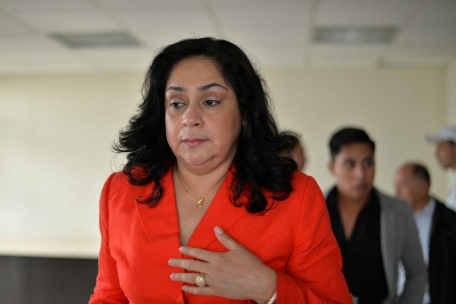 Jisela Reinoso fue encontrada culpable de dos delitos. (Foto: Wilder López/Soy502)