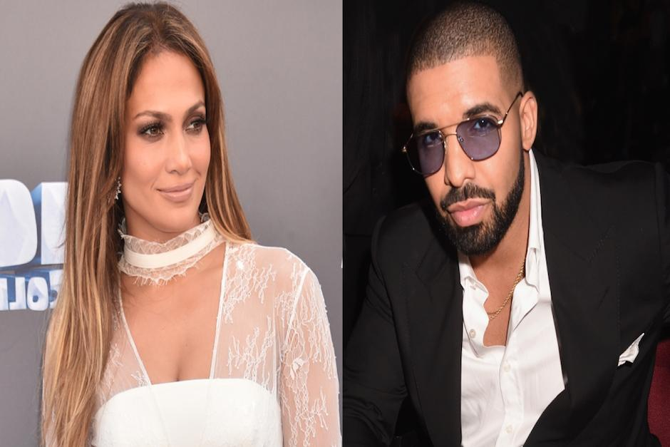 Jennifer Lopez de 47 años, podría tener una relación con Drake, de 30. (Imagen: bet.com)