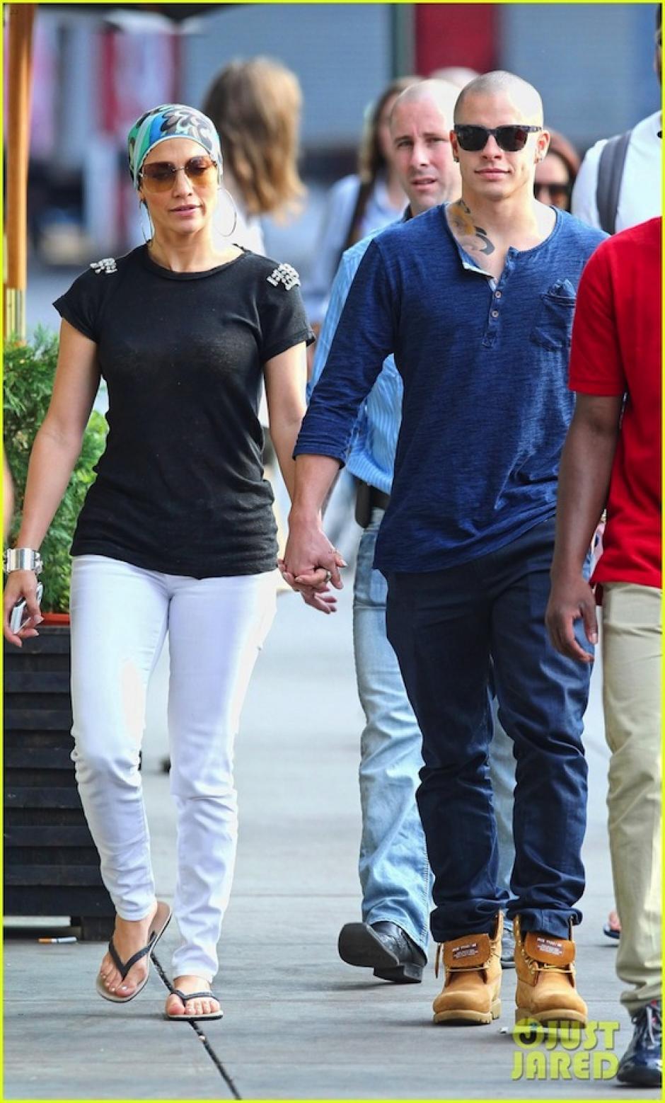 Esta pareja ya no regresará a estar junta. (Foto: Just Jared)
