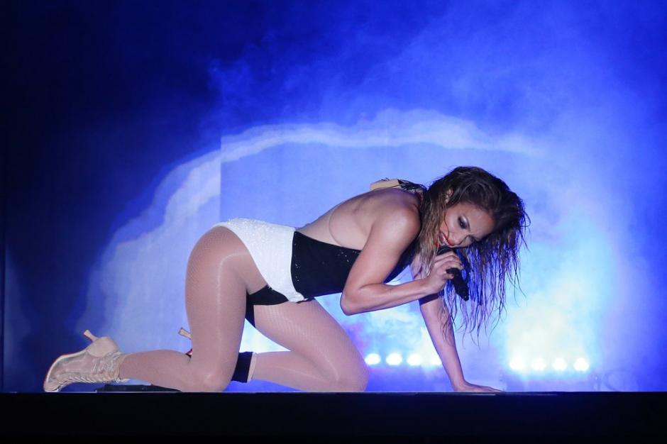 """""""La Diva del Bronx"""" mantiene una serie de conciertos en Las Vegas. (Foto: Pop Sugar)"""
