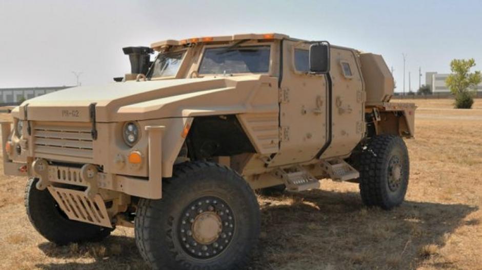 Este vehículo podría sustituir al Humvee en el mercado comercial de los SUV. (Foto: BBC Mundo)
