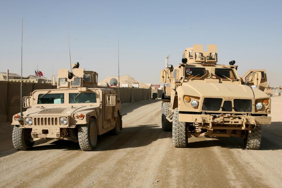 JLTV creados para sustituir a los Humvees. (Foto: TodoPorMexico.org)