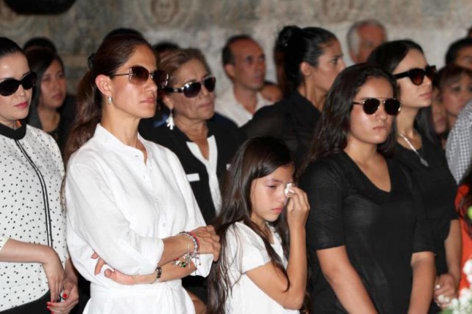 La familia del artista ha sufrido con la pérdida de uno de sus principales pilares.
