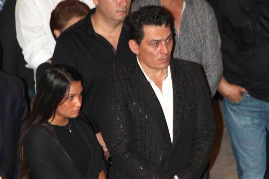 José Manuel Figueroa se ha encargado de ser el portavoz de la familia en estos momentos difíciles.