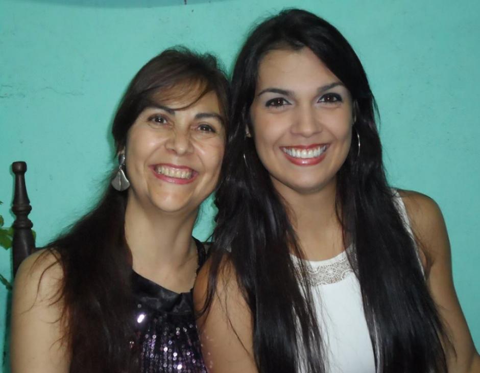La madre de Joanna viaja a Guatemala a reconocer el cuerpo de su hija. (Foto: Facebook)