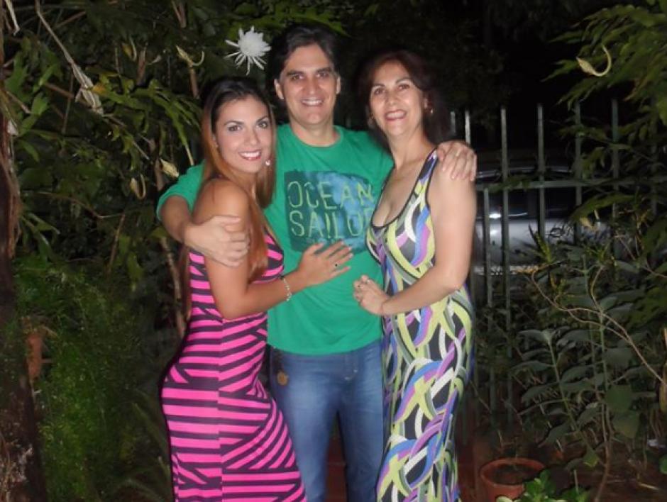 La modelo viajó a Guatemala en 2011 por primera vez. (Foto: Facebook)