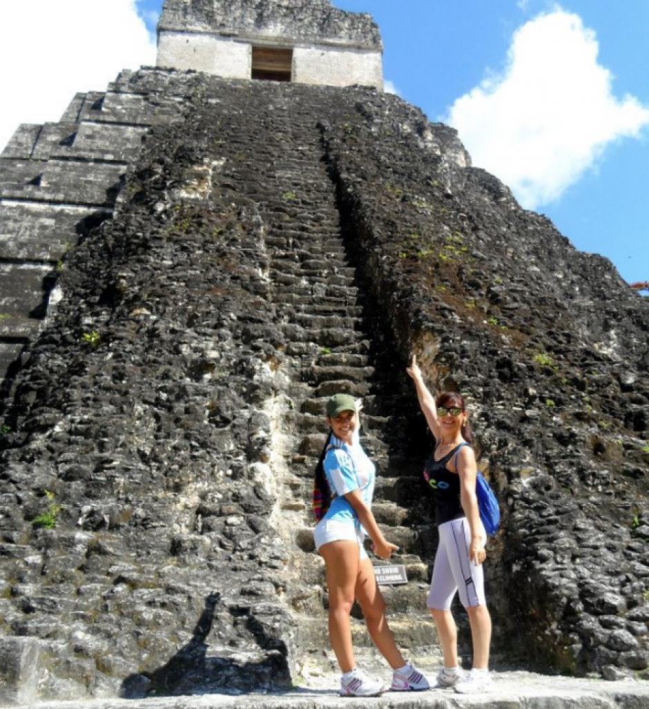 Su madre ya había viajado a Guatemala antes por turismo. (Foto: Facebook)