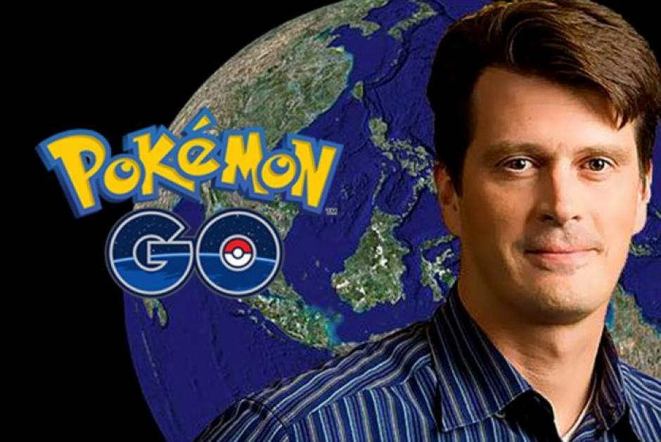 John Hanke es el creador del videojuego Pokémon GO. (Foto: nsintesis.com)