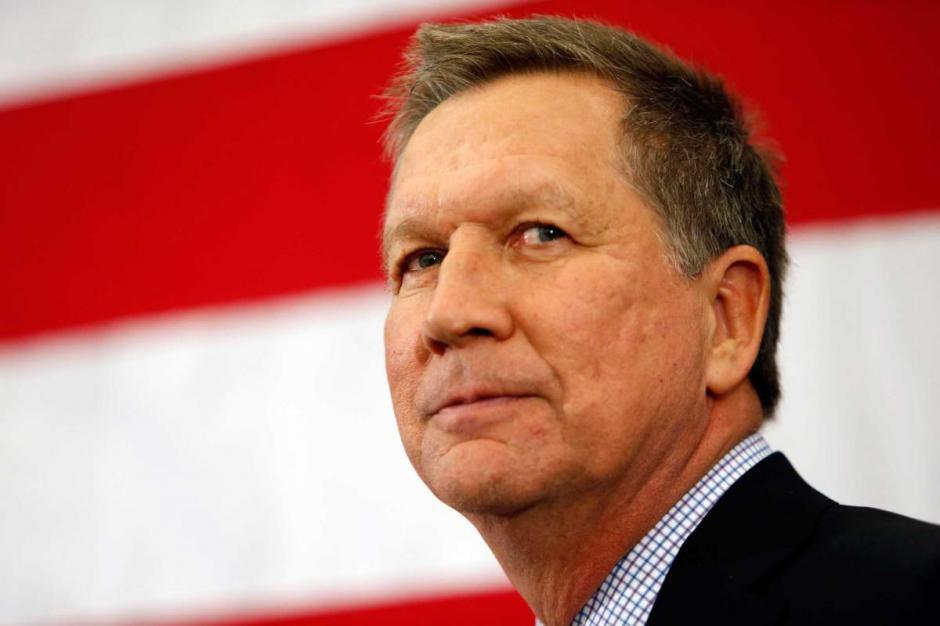 El gobernador de Ohio y excongresista John Kasich ha manifestado su interés por ser vicepresidente. (Foto: ohiopolitics.blog.daytondailynews.com)