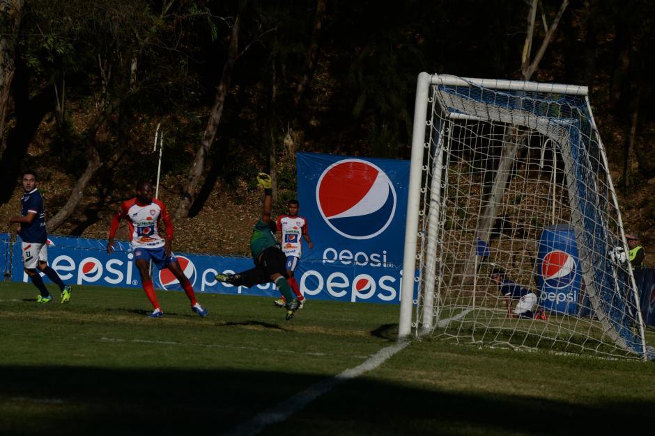 Carlos kamiani Félix, Usac, Mictlán, Clausura 2014