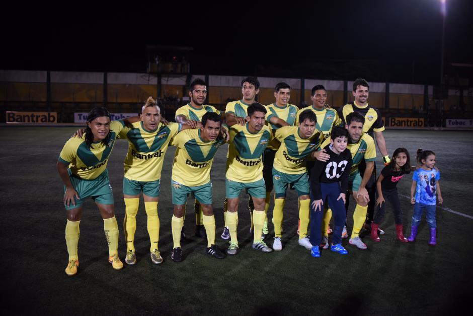 Petapa llegó en 35 ocasiones sobre la portería de Mictlán, durante los 90 minutos. (Foto: Nuestro Diario)