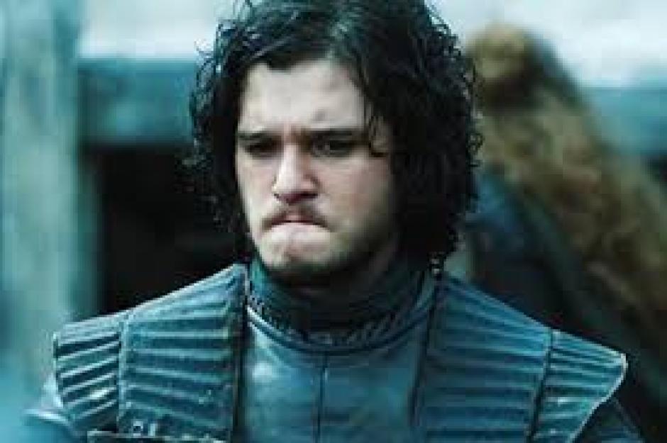 El actor Kit Harrington le da vida a Jon Snow. Foto: lavozdegalicia.es)