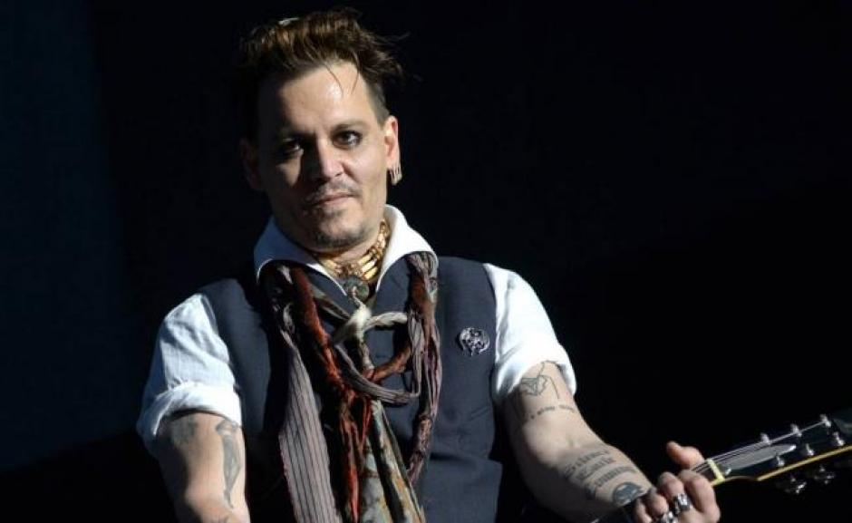 Johnny Depp está de nuevo en el ojo del huracán. (Foto: noticierodemexico.com.mx)