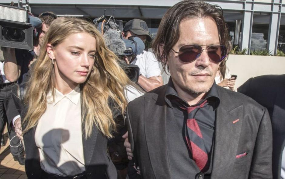 Su esposa Amber Heard lo denunció por violencia doméstica. (Foto: google)