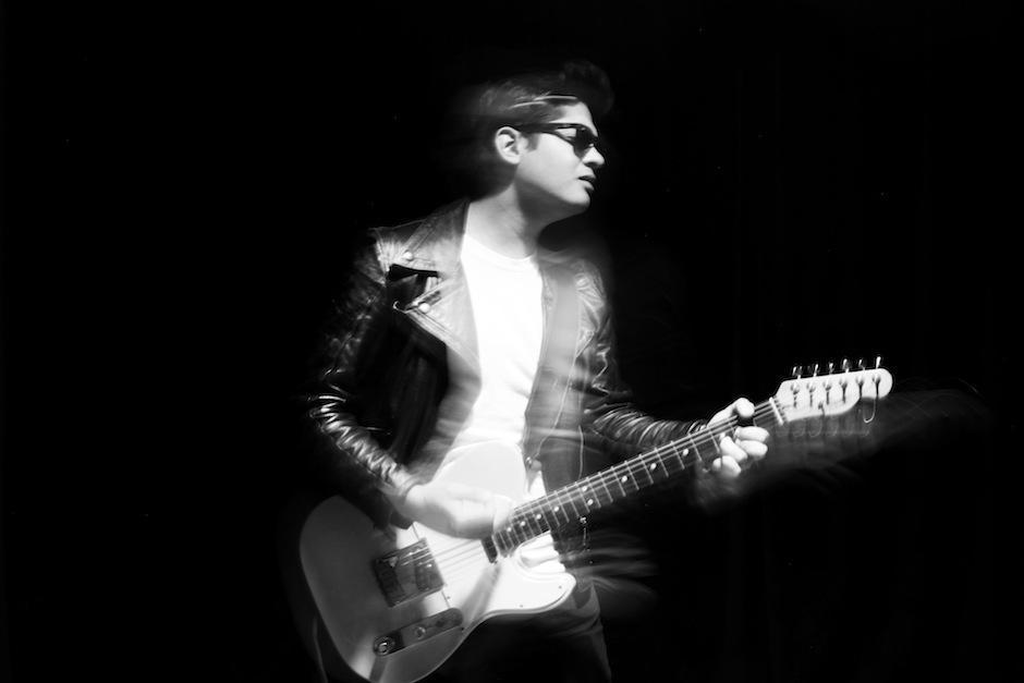 Jono Jones es un músico guatemalteco. (Foto: Diego Tustep)