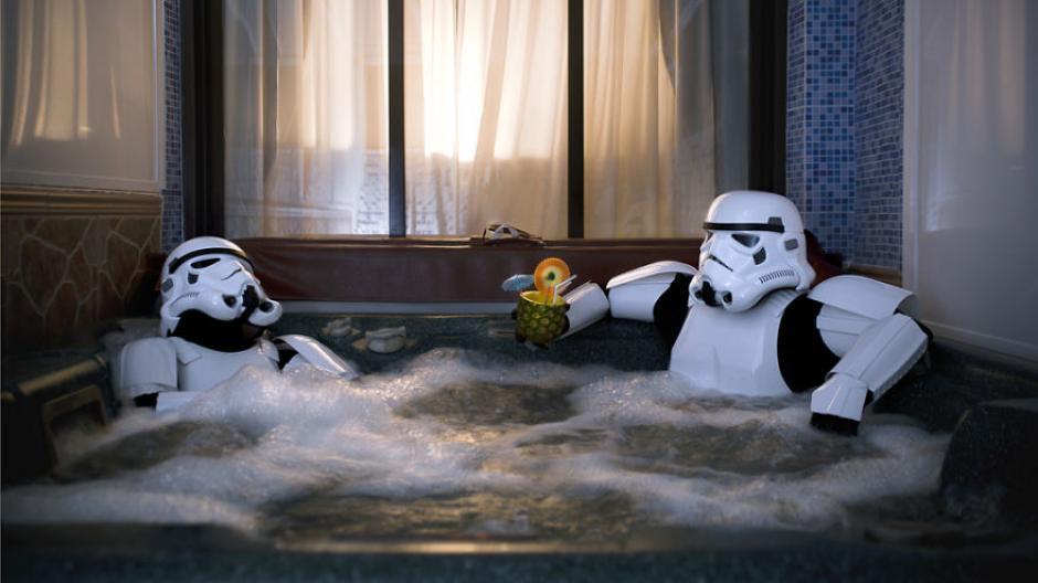 Tomarse el tiempo para poder relajarse en el spa es necesario para recargar energía. (Foto: Jorge Pérez Higuera)