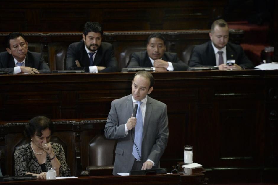 El procurador de los Derechos Humanos señaló que el conflicto empezó por la alimentación. (Foto: Wilder López/Soy502)