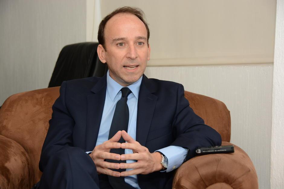 El PDH, Jorge de León, se reunirá con los diputados este miércoles. (Foto: Archivo/Soy502)