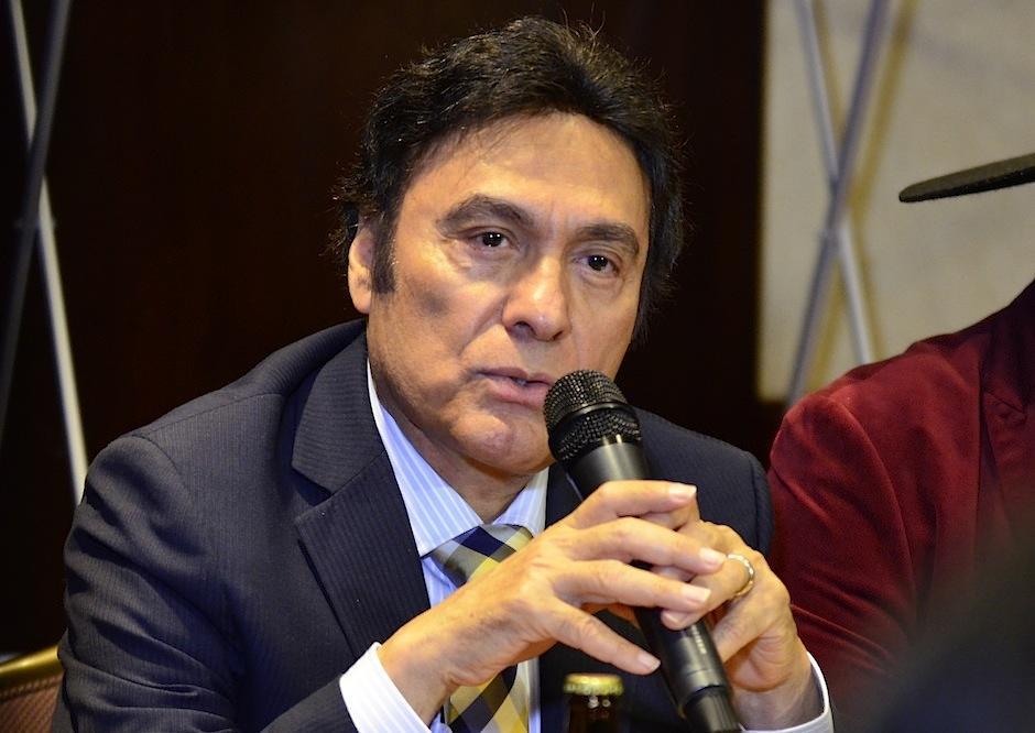 El jefe de jefes, Jorge Hernández, integrante de Los Tigres del Norte visitó Guatemala. (Foto: Selene Mejía/Soy502)