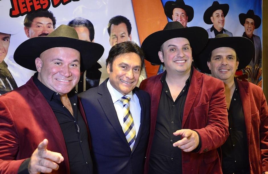 El concierto celebra el 15 aniversario de Los Tres Huitecos. (Foto: Selene Mejía/Soy502)