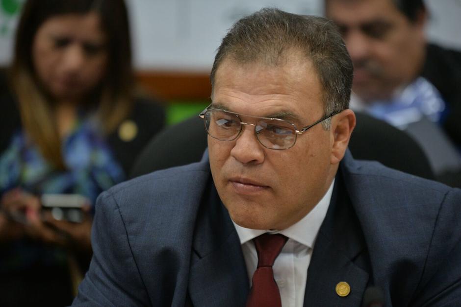 López fue compañero del diputado Herber Melgar Padilla en la Escuela Politécnica. (Foto: Archivo/Soy502)
