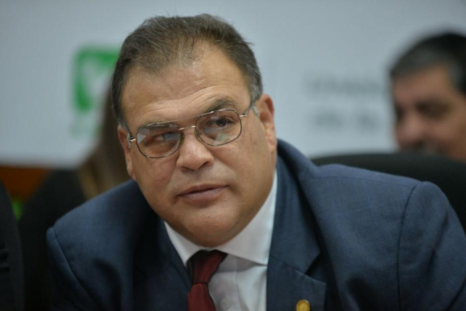 El jefe de la SAAS confirmó la cercanía de Melgar Padilla con Jimmy Morales. (Foto: Wilder López/Soy502)