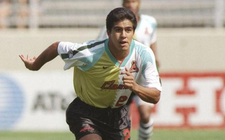El exvolante de la Selección, Jorge Rodas, debutó con el Clash, de la MLS, hace 20 años. (Foto: Getty Images)