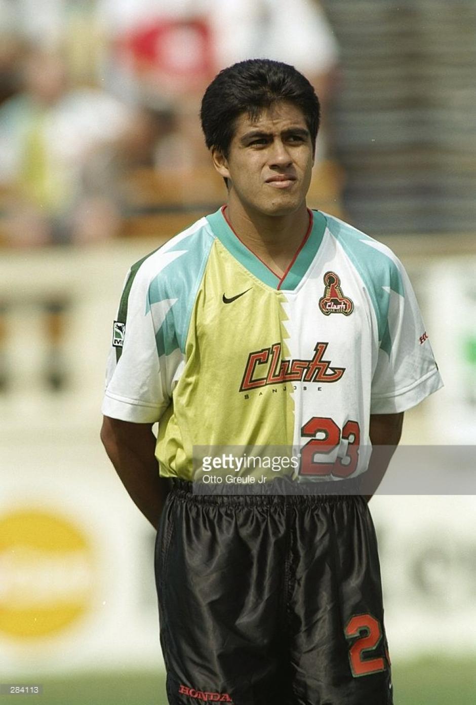 El primer remate a portería en la MLS lo hizo el guatemalteco Jorge Rodas. (Foto: Getty Images)