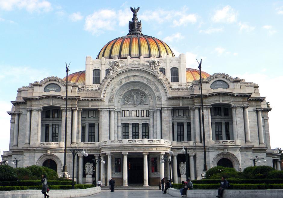 El Palacio de Bellas Artes es el lugar cultural más importante de México. (Foto: jorgechincoya.com)