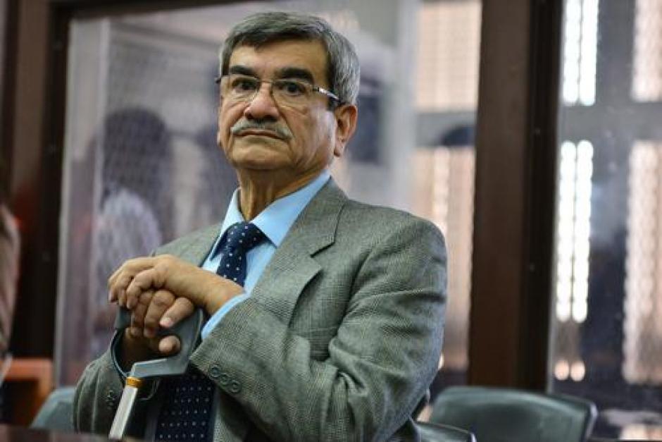 También se juzgará al exjefe de inteligencia militar de Ríos Montt, José Mauricio Rodríguez Sánchez. (Foto: Archivo/Soy502)