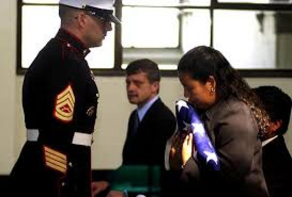 El guatemalteco recibió la nacionalidad estadounidense de forma póstuma tras morir en Irak. (Foto: angelfire.com)