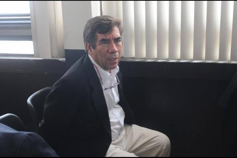 José Arturo Morales es uno de los implicados en el caso Bufete de la Impunidad. (Foto: Archivo/Soy502)