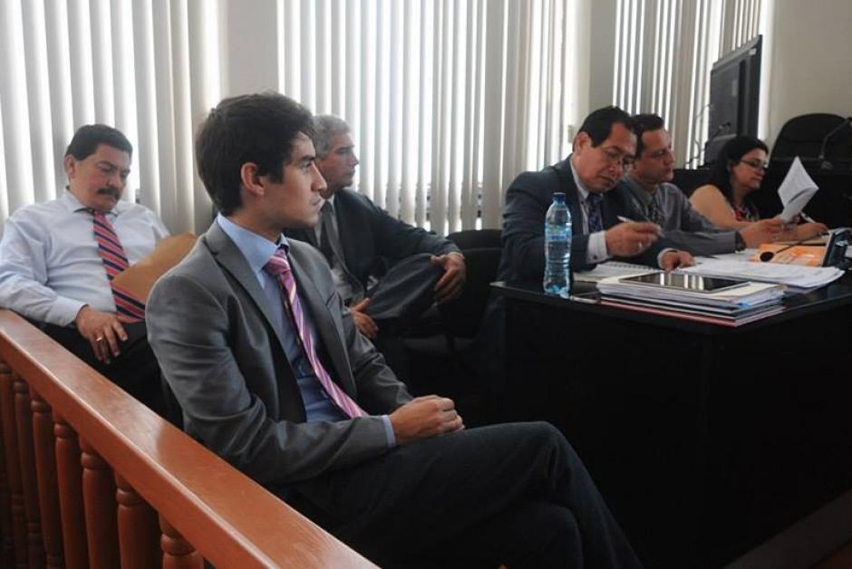 Arturo Morales se graduó en octubre de 2015 como abogado de la Universidad de San Carlos de Guatemala. (Foto: Alejandro Balán/Soy502)
